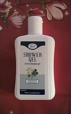 shower gel (doccia shapoo gel) uomo da 250 ml just