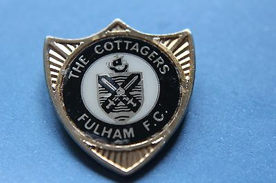 """The Cottagers""FULHAM fc- Superb Football Pin Badge"