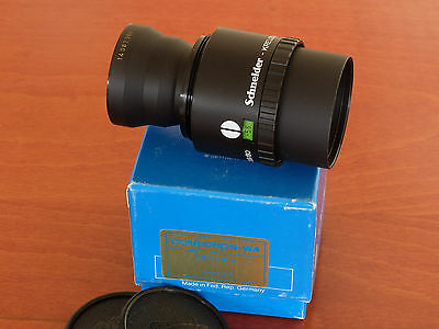 Enlarging lens Schneider Componon 80mm WA 14083968 Latest Version