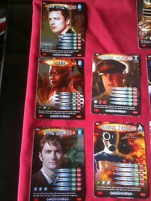 23 Doctor Who Battles In Time Exterminator Cards (Set Y)