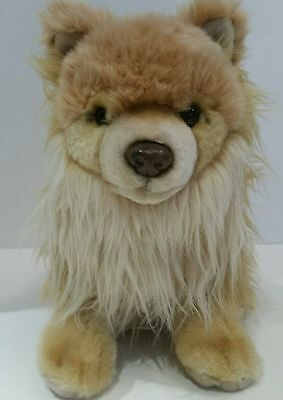 Webkinz Signature Pomeranian Plush Dog Ganz Animal Puppy WKS1015 NO CODE