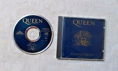 "Cd Audio Musique / Queen ""greatest Hits Ii"" 17T Cd Compilation 1991 Synth-Pop"