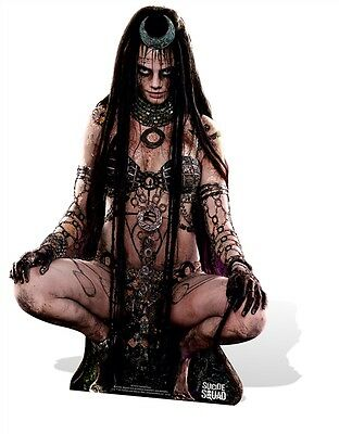 Enchantress Suicide Squad Movie Style Lifesize Cardboard Cutout / Standee