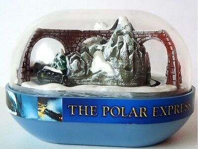 RARE toy figures Maxi Large Kinder Egg Surprise The Polar Express Train 2004