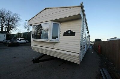 Lovely Static Caravan 37x12 - 3 Bedroom Double Glazed and Central Heated