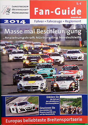 VLN Fan - Guide 2014
