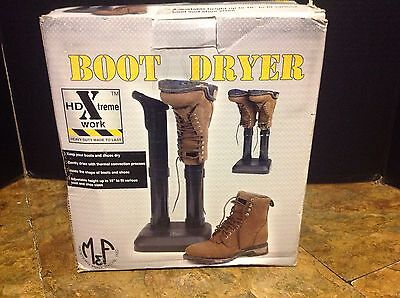 MEF Western Products Xtreme Boot Dryer