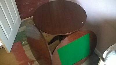 Wooden Poker Gaming Table with Dark Wood effect cover lid