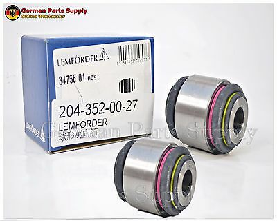For Mercedes 190E Set Of 2 Suspension Control Arm Bushing 220 352 02 27 FEQ