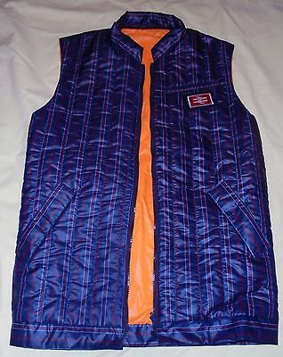 Vintage British Rail Gilet - Small Size
