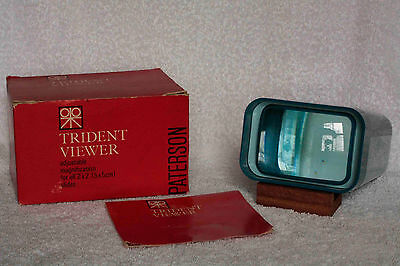Paterson Trident Zoom Lens Slide Viewer