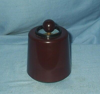 Vintage Bakelite 'Flintless' Table lighter - By D.L.I.