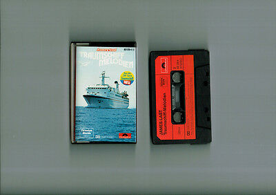 James Last ★ Polydor Mc ★ Traumschiff Melodien★  Kassette ★ Top