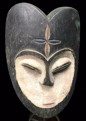 Fine Tribal Kwele Mask --- Gabon