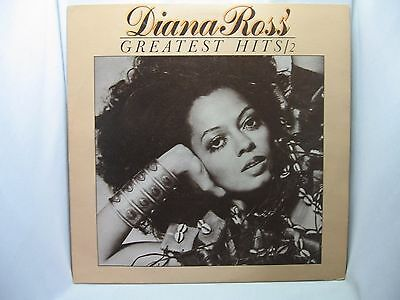 Diana Ross - Greatest Hits/2, STML 12036, Vinyl LP Record