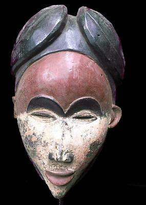 Beautiful Tribal Tsogo Mask --- Gabon
