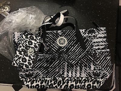 Mimco Tote And Coin Purse