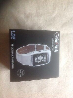 Golfbuddy Ladies GPS Watch LD2