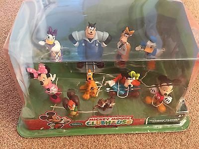 BNIB mickey mouse clubhouse figures