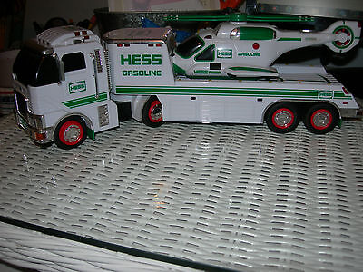 Hess Toy Truck & Helicopter 2006 New/No Box