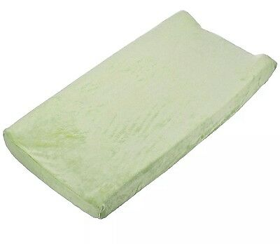 Summer Infant Ultra Plush Change Pad Cover, Sage New