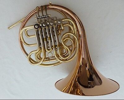 F/Bb Full Double French Horn, Brand New. Aquae Sulis. REDUCED.