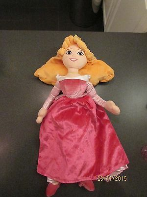 Sleeping Beauty Soft Toy  - Disney Store