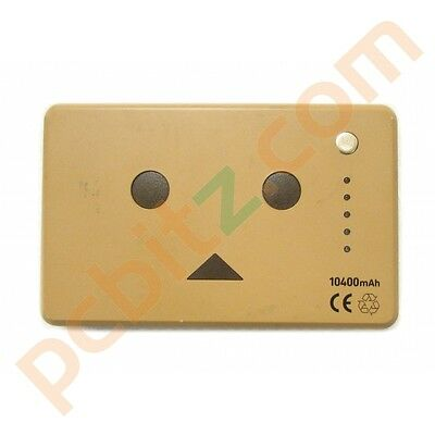 Cheero Power Plus 10400mAh Danboard External Battery/Charger