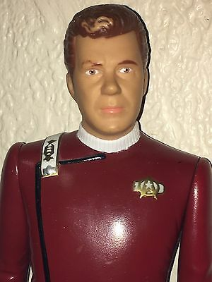 Star Trek Generations Captain Kirk 10″ Vinyl Figure By Applause 1994
