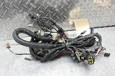 96-03 KAWASAKI NINJA ZX7R Main Engine Wiring Harness Loom ... on