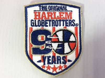 The Original Harlem Globe Trotters 90 Years BSA Scout Night patch
