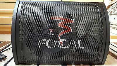 Focal 25A1 Subwoofer and 3 Channel Amplifier AIO