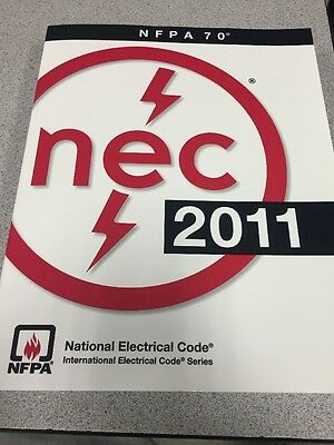 National Electrical Code 2011 By National Fire Protection Association Staff...