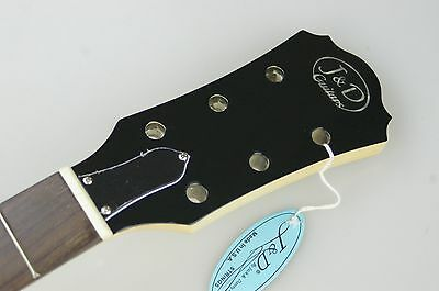 Jack & Danny Brothers Les Paul LP Special Guitar NECK Maple & Rosewood 1043