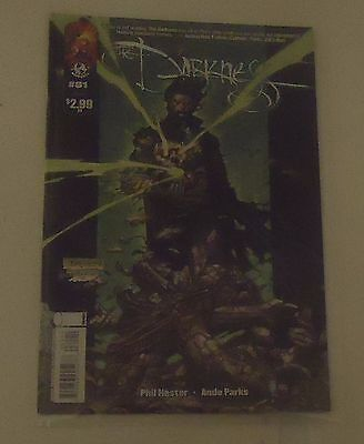 Darkness #81 Cover A Phil Hester Top Cow Image Comics