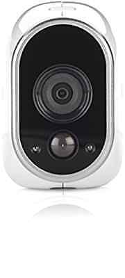 Arlo Smart Home - Add-on HD Security Camera, 100% Wire-Free, Indoor/Outdoor wit