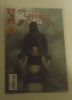 Darkness and Lara Croft Tomb Raider #1 Top Cow Image Comics Dynamic Forces
