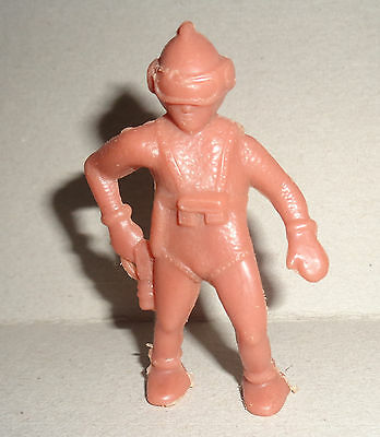 SPACEMEN Buck Rogers ARGENTINA plastic  toy soldiers  vintage 1970  variant