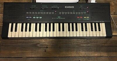 CASIO-TONE MT-240 KEYBOARD 49 Key Portable 210 Sound Electronic Piano MIDI Synth