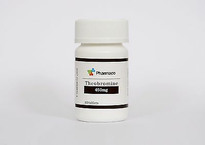 Slimming pills THEOBROMINE 450mg FAT BURNER Cocao extract FREE DELIVERY UK & EU