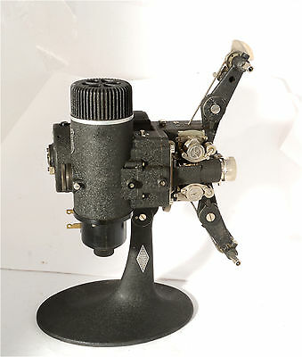 Bell & Howell Filmo 57 16mm Movie Projector with Carrying Case & Manual