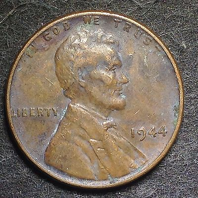 USA 1944 1 Cent (Lincoln, Wheat Reverse) / 1973