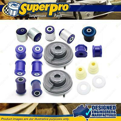Front Superpro Suspension Bush Kit For FORD TERRITORY SX & SY - 2004-2011