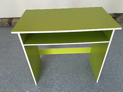 Student Desk Green Good Condition