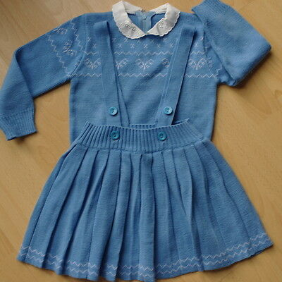 Lovely girls vintage outfit 2-2.5 years  St Michael  VGC