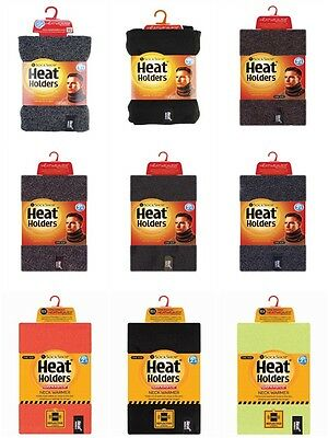 Men Heat Holders Heatweaver Thermal Winter Warm Neck Warmer Tog 2.6 - 2.9
