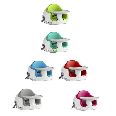 Bumbo Multi Seat | Bumbo Seat - Baby Seat with Tray and 3 Stages Adjustment.