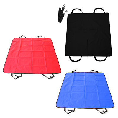 Couverture Protection Arriere Waterproof 3 Couleurs Voiture Animaux Chien