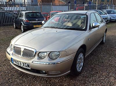 Rover 75 1.8 Connoisseur 1 Previous Owner,Heated Leather Seats!!