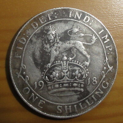 coin 1918 shilling